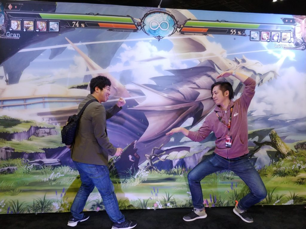 KMR vs. FKHR at Anime Expo 2019.